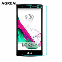 Buy Explosion-proof 2.5D 9H LG Magna Premium Real Tempered Glass Screen Protector LG Magna H502F H500F Protective Film Guard for $1.10 in AliExpress store