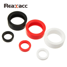 Realacc Rubber Protector Protective Ring Circle Cover Cap Mount For FPV Pagoda Antenna Black Red White DIY Spare Parts(China)
