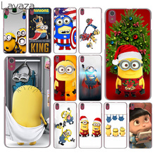 Despicable Me Minions merry Christmas Case for Lenovo Vibe K3 K4 K5 K6 Note A1000 A2010 A5000 S90 S850 S60 X3 Lite ZUK Z2 P1