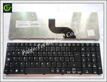 Spanish Keyboard For Packard Bell NEW90 PEW91 NEW95 PEW71 PEW72 PEW76 PEW96 TK11 TK13 MS2291 P5WS6 MS2230 Black SP Teclado
