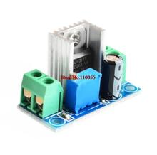 10pcs/lot New LM317 DC-DC step-down DC converter circuit board power supply module(China)