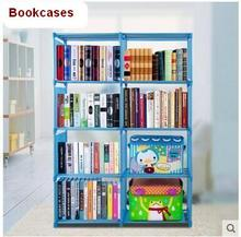 Creative shelf storage bookcase book shelf
