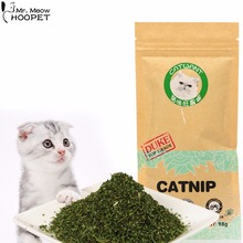 100% Natural Organic Premium Catnip 10g Catmint , Menthol Flavor , Cat Treats Funny Toys for Kittens