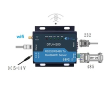 WIFI serial server RS232/485 go to wifi converter DTU Embedded UART to Wi-Fi device