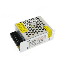 12V 2A 24w Switching led Power Supply Lighting Transformers led driver for 3528 5050 5730 RGB LED strips(China)
