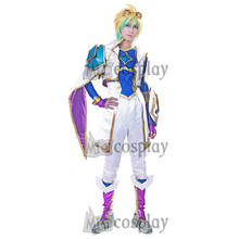 Ezreal Cosplay Costume Man Halloween Outfit