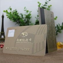 50Pcs 85.5*54*0.76mm Customized Printing membership pvc magnetic stripe gift card with your fashion design