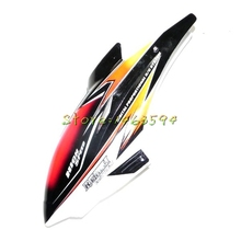 Free shipping JXD 350 350V Head cover JXD350 350V RC Helicopter Spare Parts nose cover