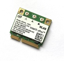 For Intel 450Mbps WIFI Link 5300 AGN 533AN_HMW 802.11n Mini PCI-E Half Size Dual Band Wlan Card for asus dell acer Laptop