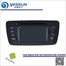 Car Android Navigation System For SEAT Ibiza MK4 2008~2015 - Radio Stereo CD DVD Player GPS Navi BT HD Screen Multimedia
