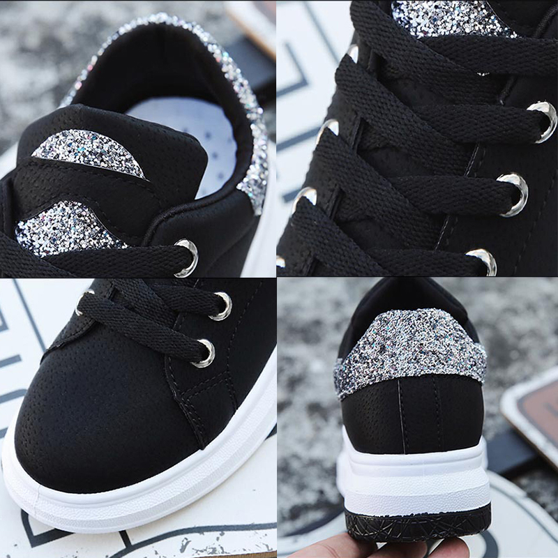women sneakers autumn shoes flats