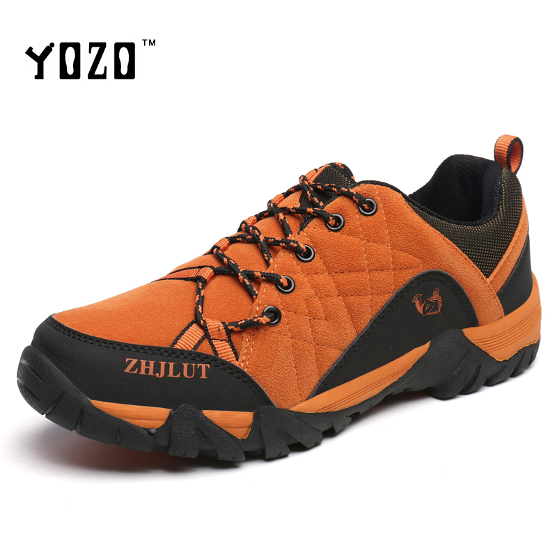 YOZO Men Shoes Fashion Lace Up Round Toe Rubber Sole Breathable Outdoor Flat Shoes Unisex Lovers Casual Shoes Brand Shoes <br><br>Aliexpress