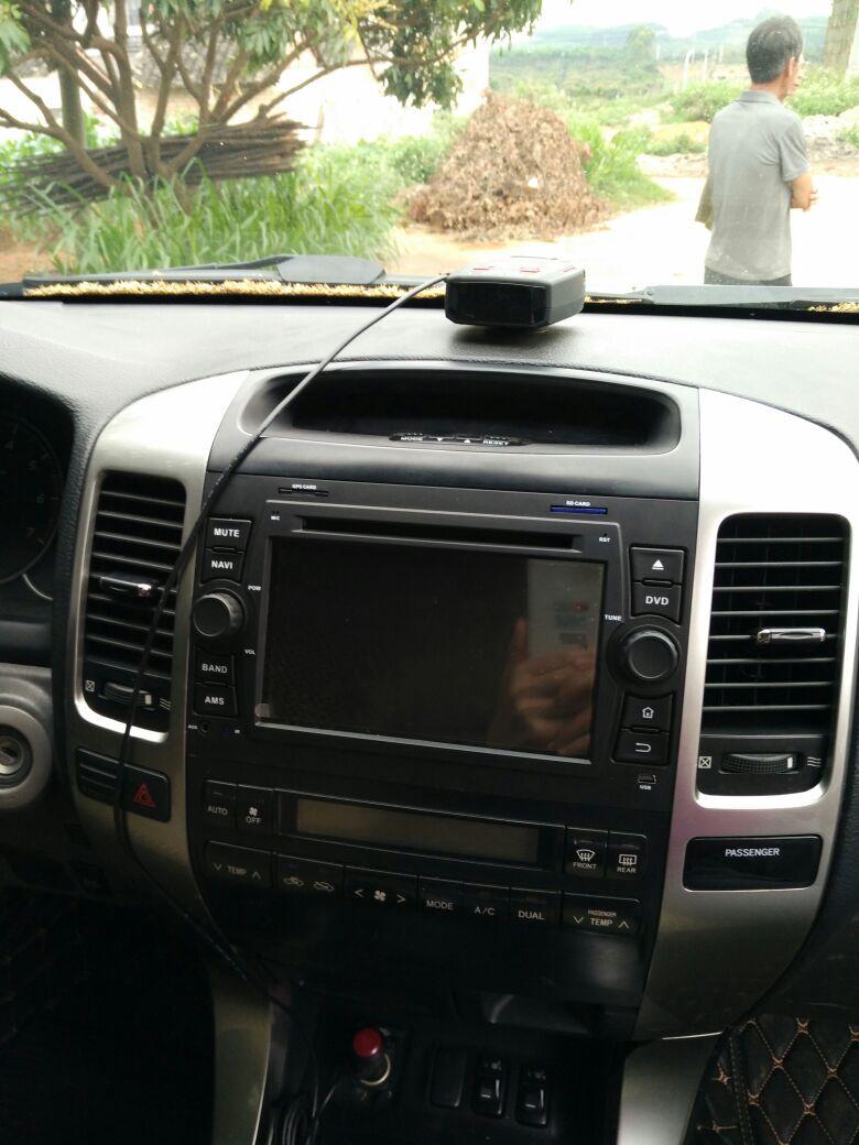 navigatie android toyota prado j120 caraudiomarket craiova