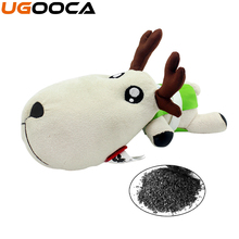 New Fawn doll car deodorant bamboo charcoal bag purify auto air freshener lessen radiation indoor decoration toys(China)
