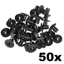 Buy Stock New 50x Plastic Trim Clips Honda Accord Civic DEL SOL CRX Prelude CR-V B18C B20 H22A EK9 EG6 B16 B18 for $5.60 in AliExpress store