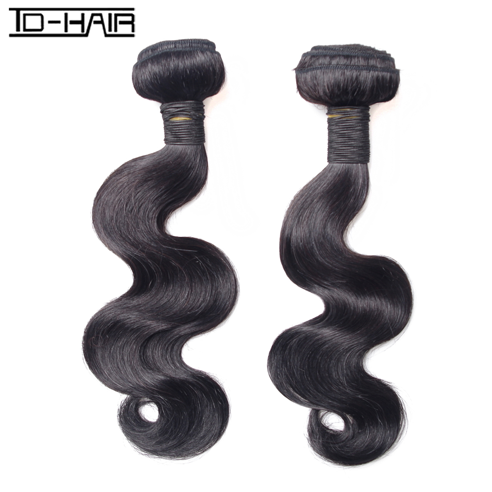 9A Unprocessed Peruvian Virgin Human Hair Body Wave Weave Bundles Body Wave Human Hair  Extension TD Hair Products<br><br>Aliexpress