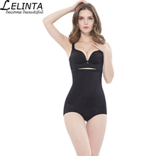 LELINTA High Waist Women Sexy Siamese yoga clothers Postpartum Thin Waist Slimming Bodysuit High Quality Sexy Fitness Bodysuits(China)