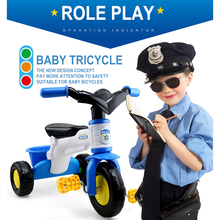 Baby Ride On Kids Tricycle Bikes 12months - 5Years Walkers Stroller Baby Control Bicycle Cars Safe Ride Children's Bicycles Toys