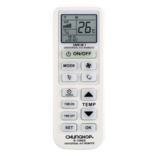 CHUNGHOP Universal A/C controller Air Conditioner air conditioning remote control K-108es USE FOR TOSHIBA PANASONIC SANYO - Intelligence Life Store store