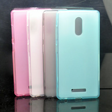YSW Protective Soft TPU Pudding Cases For BLU VIVO 5R Phone Case Silicon Cover(China)
