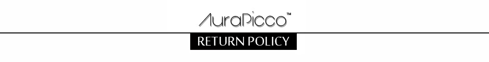 6 RETURN POLICY