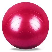 65cm PVC Pilates Fitness Home Gym Equipment Accessories Yoga Fit Workout Fitness Ball For Sport Training Exercise Gymnastic