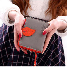 Women Retro Leather Leaf Purse Card Holder Multi-Color Clutch Wallet Medium Bag