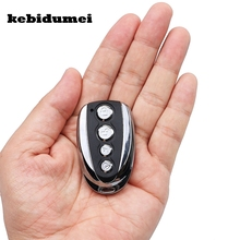 kebidumei 433mhz Universal Cloning Key Fob Remote Control for Garage Doors Electric Gate cars ETC Remote Control Duplicator(China)