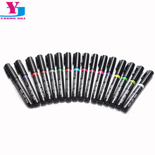16pcs/Lot  Mix Color High Quality Hot Design Pro Nail Art Pen Nail Polish Painting Paint Drawing Pen 3D DIY Nail Tools Manicures