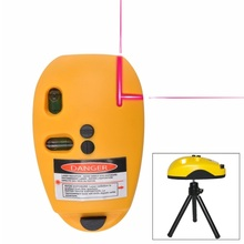 Laser Levels Right Angle Instrument with Tripod Spirit Mouse Type 90 Degree Vertical Horizontal Lasers Line Measurement Tools(China)