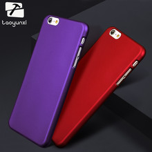 TAOYUNXI Phone Case For Apple iPhone 5 6 5C 5S SE 6s 5G 55S 5SE 4 4s 4G 44S 6C 6G 7 Plus iphone5S IphoneSE  Plastic Bag Cover