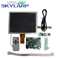 8inch AT080TN52 + HDMI/VGA/2AV Driver board +touch panel kit for Raspberry Pi