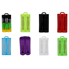 Buy E-XY Silicone Sleeve Cover Case 18650 Battery Protective Bag Pouch Electronic cigarettes Vape Mod Mechanical Vapor Box for $3.15 in AliExpress store