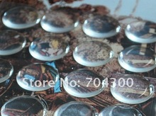 2000 pcs 3D DOME CIRCLE 1 inch round clear epoxy sticker for DIY Bottle cap sticker Self Adhesive Resin Dots stickers(China)