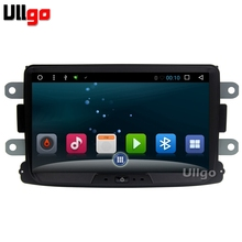 Android 6.0 Car DVD GPS for Renault Duster Logan Sandero/ Dacia Duster Dokker Autoradio GPS with BT Radio RDS Wifi Mirror-link