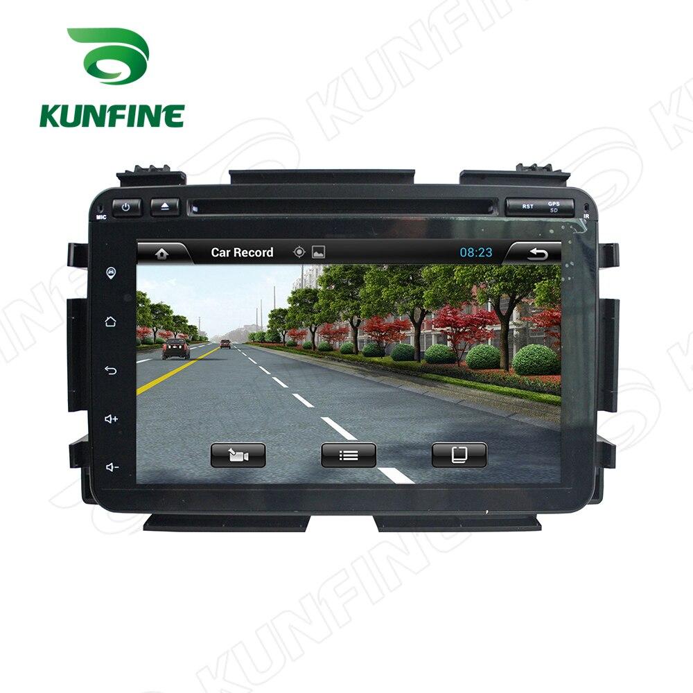 Car dvd GPS Navigation player for HONDA VEZEL A