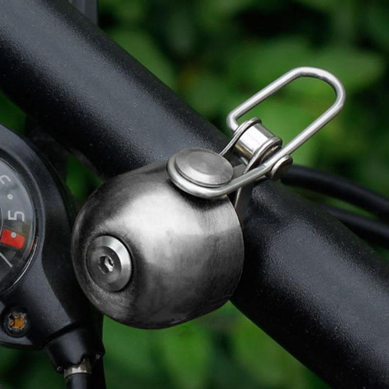 RockBros Cycling Bicycle Handlebar Ring Bell Horn Retro Bell Classic Bell 6Color