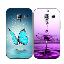 Phone Case for Samsung Galaxy Ace 2 II GT-i8160 i8160 3.8 inch Original Printed Cover Coque Painting Back Cover Capa Shell(China)