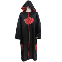 Cosplay Costumes Cape Jacket Hawk Snake Hebi Coat Cloak Naruto-Uniform Trench Uchiha Sasuke
