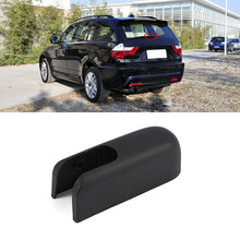 Car Auto Styling Accessories Repair Part For BMW X3 E83 2004-2010 Rear Windshield Wiper Arm Nut Cover Cap Plastic