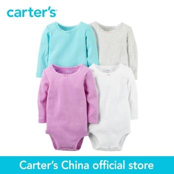 4 pcs bébé enfants enfants À Manches Longues de Carter Body 126G337, vendu par Carter de Chine boutique officielle