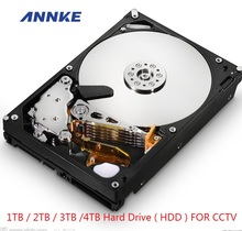 3.5 inch Hard Drive 1TB 2TB 3TB 4TB SATA CCTV Surveillance Hard Disk Internal HDD for CCTV Video recorder Security Camera System(China)