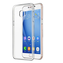 Ultra Thin Clear Transparent Soft TPU Silicon Case Cover Skin For Samsung Galaxy S8 A3 A5 A7 2017