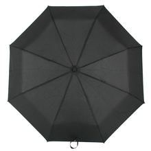 Susino Windproof Umbrellas MANUAL OPEN Sturty Chrome Coated shaft  Pongee Compact Durability Formosa Cloth Umbrella 2260