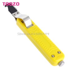 Cable Stripper Coaxial Cable Cutter Stripping Tool For 8-28mm PVC Wire Cable -Y121 Best Quality