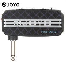 JOYO Ja-03 Tube Drive Portable Mini Guitar Amplifier Plug Headphone Amp Clean / Distortion Sound Effects with Earphone Output