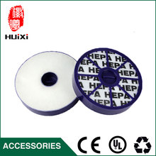 Vacuum Cleaner Filter 152*28mm Purple circular filter air filter replacement for Vacuum Cleaner Parts hepa filter DC04 DC05