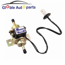 12V For Mazda EP5000 929  Universal Low Pressure Gas Diesel Electric Fuel Pump EP-500-0  8188-13-350A 1/4 tubing 3-5 PSI