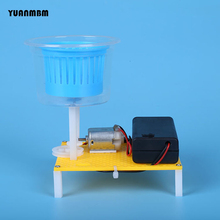 Drying machine toy/scientific physics experimental Educational toys/DIY technology production/puzzle/baby toys for children