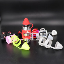 Buy 2pc/lot original 331332 Newest Double Circles Drip Tip Ring Silicone Sanitary cap dustproof Vape Band tfv4 tfv8 tfv12 for $2.84 in AliExpress store